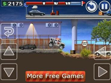 Mad City Race Free Game