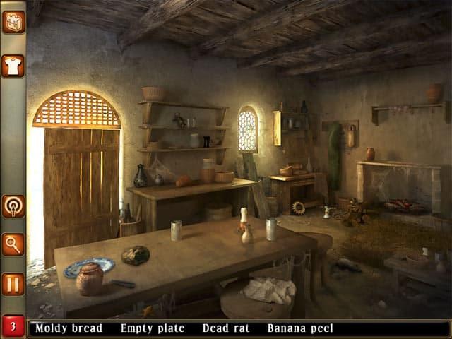 Aladin and the Enchanted Lamp Screenshot 1