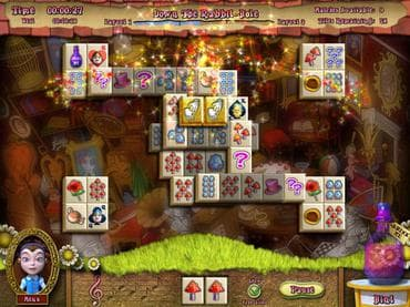 Alice's Magical Mahjong Free Games Download