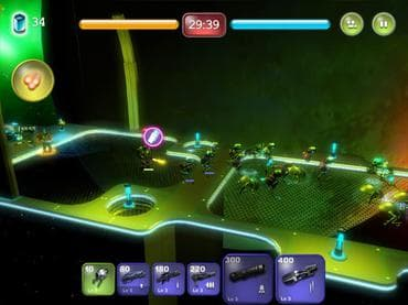Alien Hallway Game Free Downloads