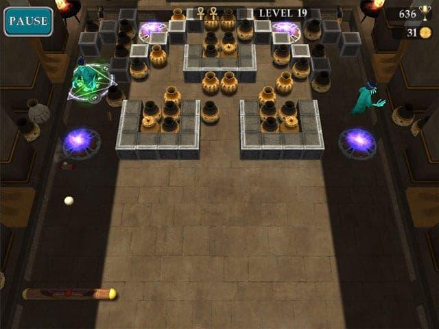 Ancient Ball: Curse of Pharaoh Screenshot 1