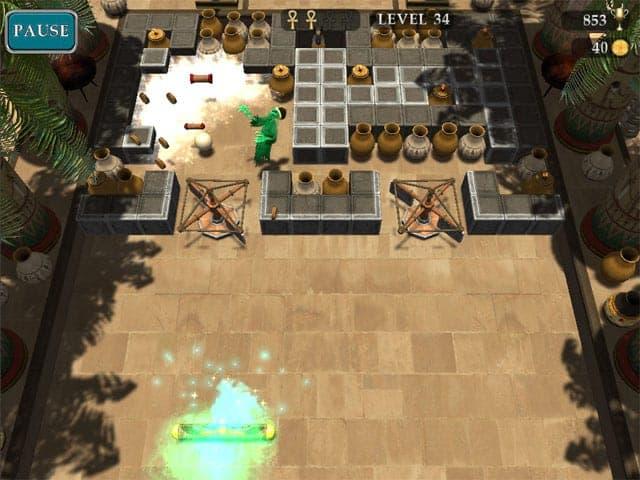 Ancient Ball: Curse of Pharaoh Screenshot 2