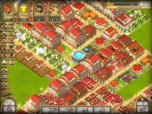 Rome Games Online Free