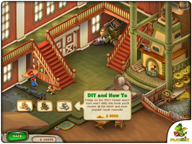 Barn Yarn Screenshot 2