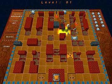 Battle City Free Games Download
