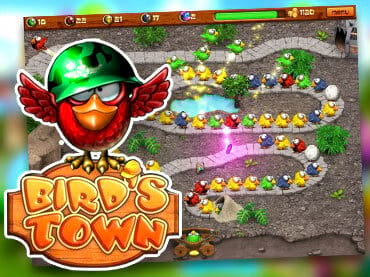 Bird's Town Game Free Downloads