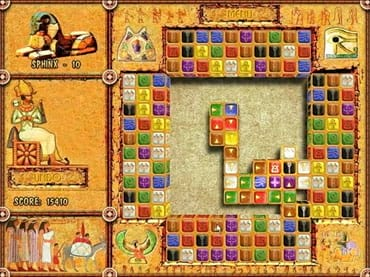 Brickshooter Egypt Free Game