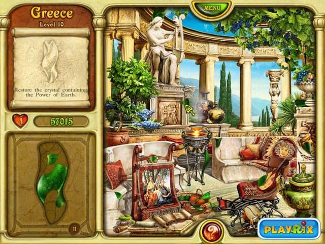Call Of Atlantis Screenshot 2