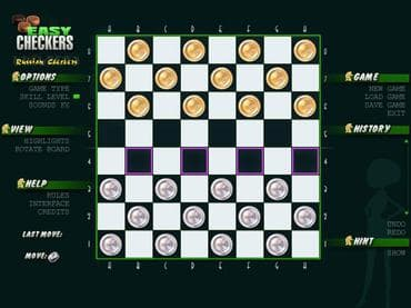 Easy Checkers Free Games Download