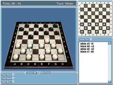 Real Checkers Game Free Downloads