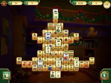 Christmas Mahjong Free Games Download
