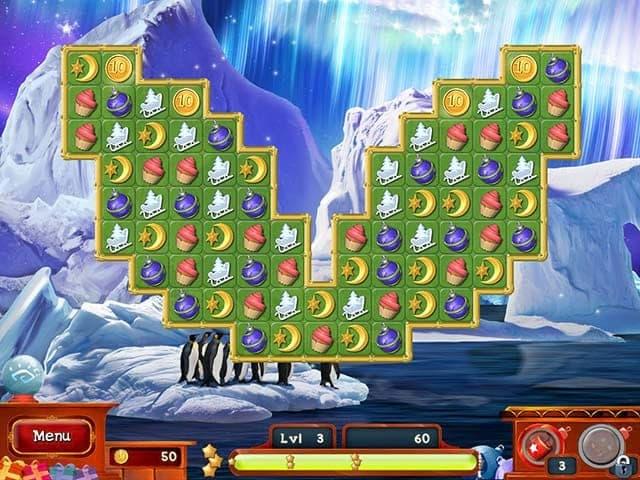 Christmas Puzzle 3 Screenshot 2