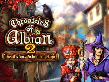 Chronicles of Albian 2: The Wizbury School of Magic Game Free Downloads
