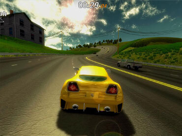 Crazy Cars Game Free Downloads