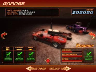 Deadly Race Game Free Downloads