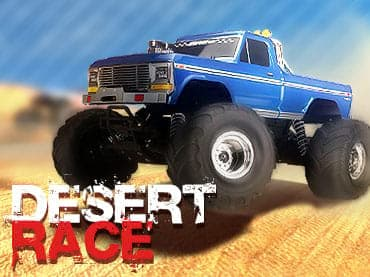 Desert Race Free Game