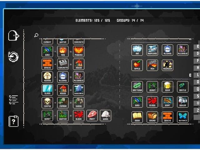 Doodle God: 8-bit Mania Screenshot 2