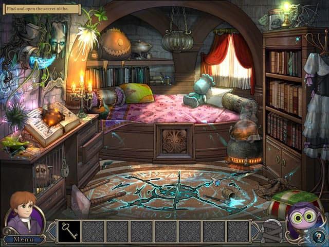 The Curse Of King Tuts Tomb Torrent: Screenshot Elementals: The Magic Key