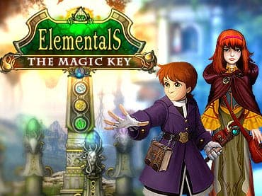 Elementals: The Magic Key Free Game