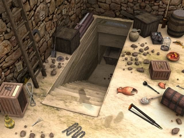 Screenshot Emily Archer: The Curse Of King Tut's Tomb
