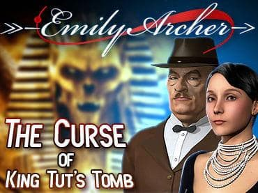 Emily Archer: The Curse of King Tut's Tomb Free Games