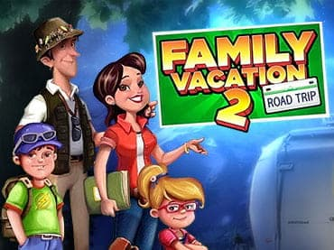 Family Vacation 2: Road Trip Free Game