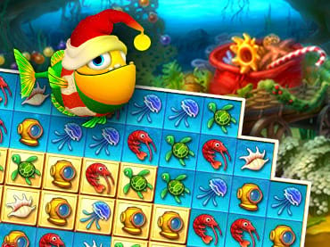 Fishdom Frosty Splash Free Games Download