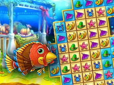 Fishdom Harvest Splash Free Games Download