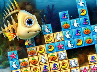 Fishdom Spooky Splash Free Games Download