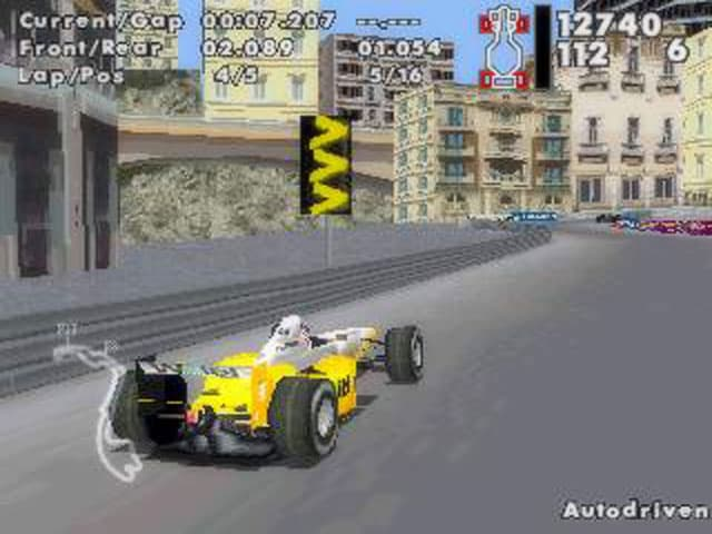 Formula 1: Warm-Up Screenshot 1