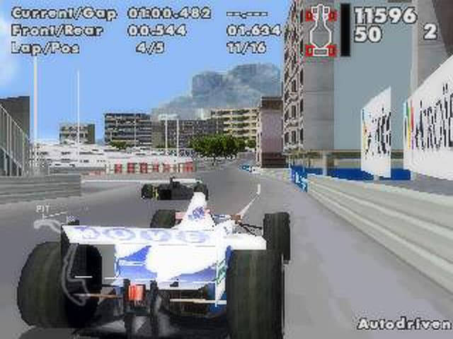 Formula 1: Warm-Up Screenshot 2