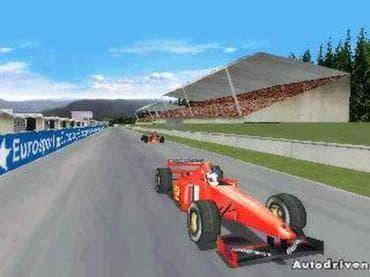 Formula 1: Warm-Up Free Game