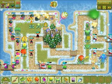 Garden Rescue: Christmas Edition Free Game