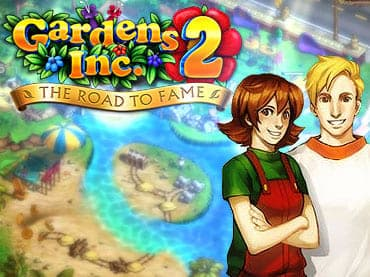Gardens Inc 2: The Road to Fame Free Game
