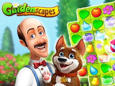 Gardenscapes - Free Download - GameTop