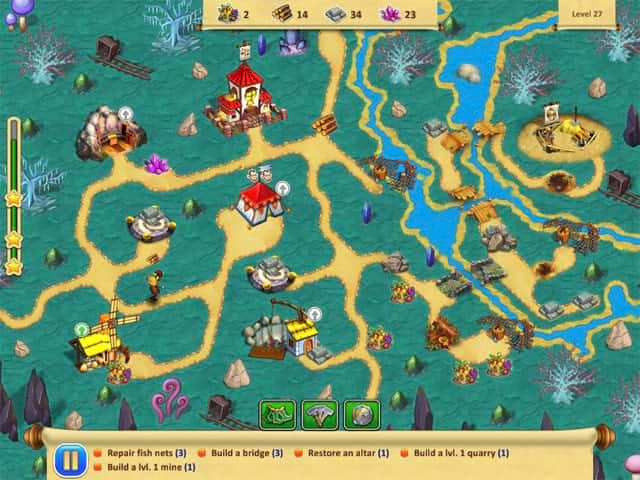 Gnomes Garden 3 Screenshot 2
