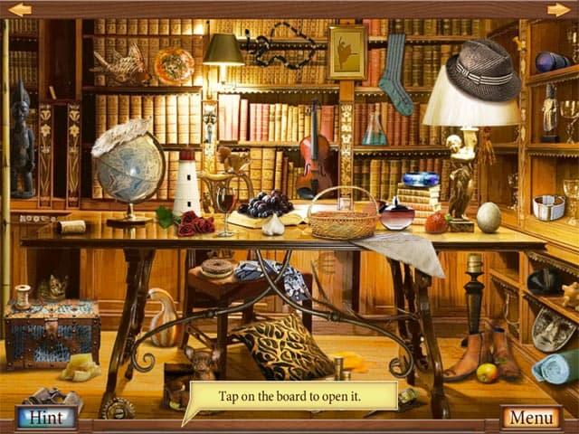 The Curse Of King Tuts Tomb Torrent: Screenshot Hidden Object Crosswords