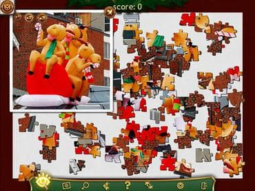 Holiday Jigsaw: Christmas Game Free Downloads