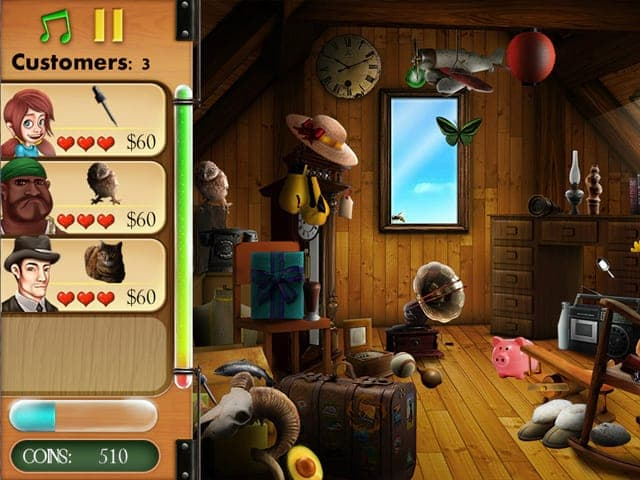 The Curse Of King Tuts Tomb Torrent: Screenshot Home Makeover Hidden Object