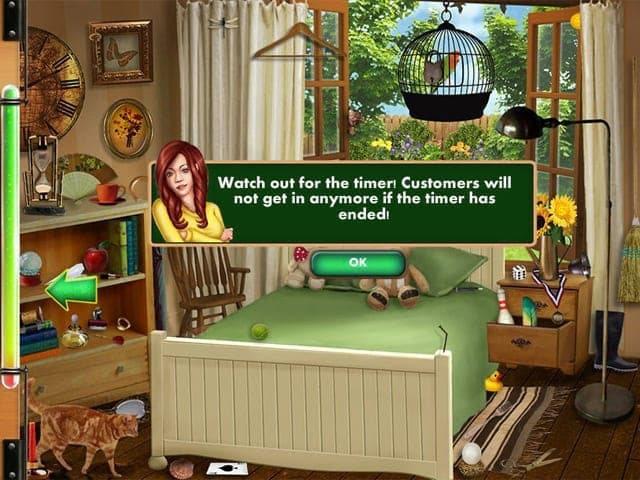Screenshot Home Makeover Hidden Object