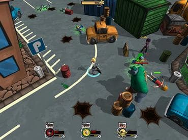 Hot Zomb: Zombie Survival Free Games Download
