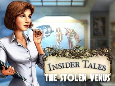 Insider Tales: The Stolen Venus Free Game