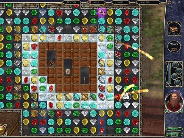 Jewel Match 4 Screenshot 1