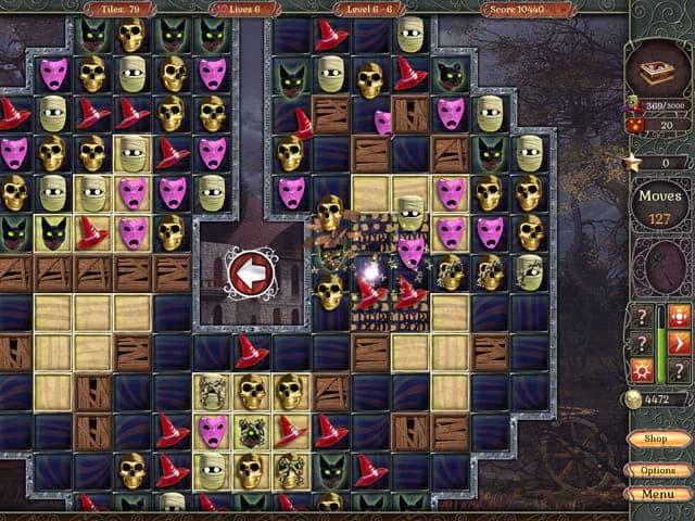 Jewel Match Twilight Screenshot 2
