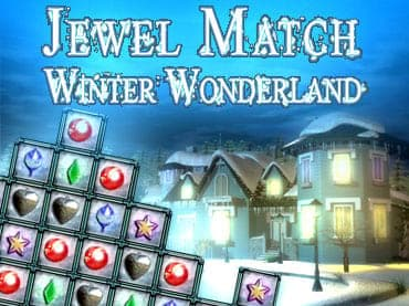 Jewel Match Winter Wonderland Free Game