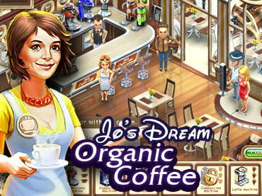 Jos Dream: Organic Coffee Free Games Download