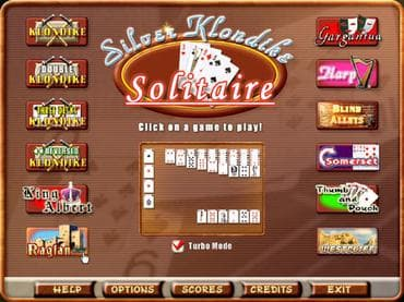 Klondike Solitaire Game Free Downloads