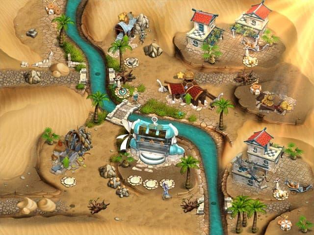 Legends of Atlantis: Exodus Screenshot 2