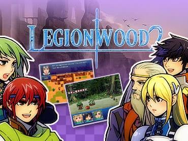 Legionwood 2 Game Free Downloads