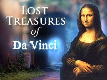 Lost Treasures of Da Vinci Free Game